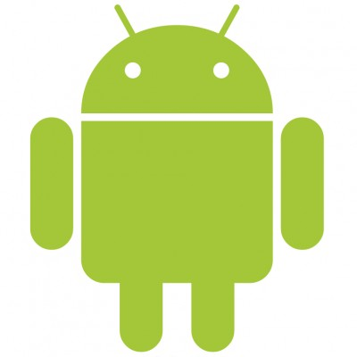 Green Google Android mascot icon